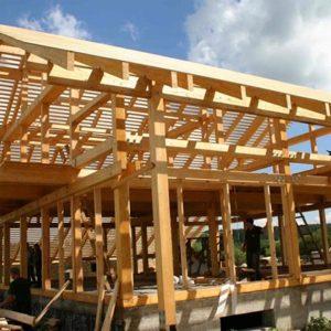 Проекты домов и коттеджей в стиле шале - каталог Проекты